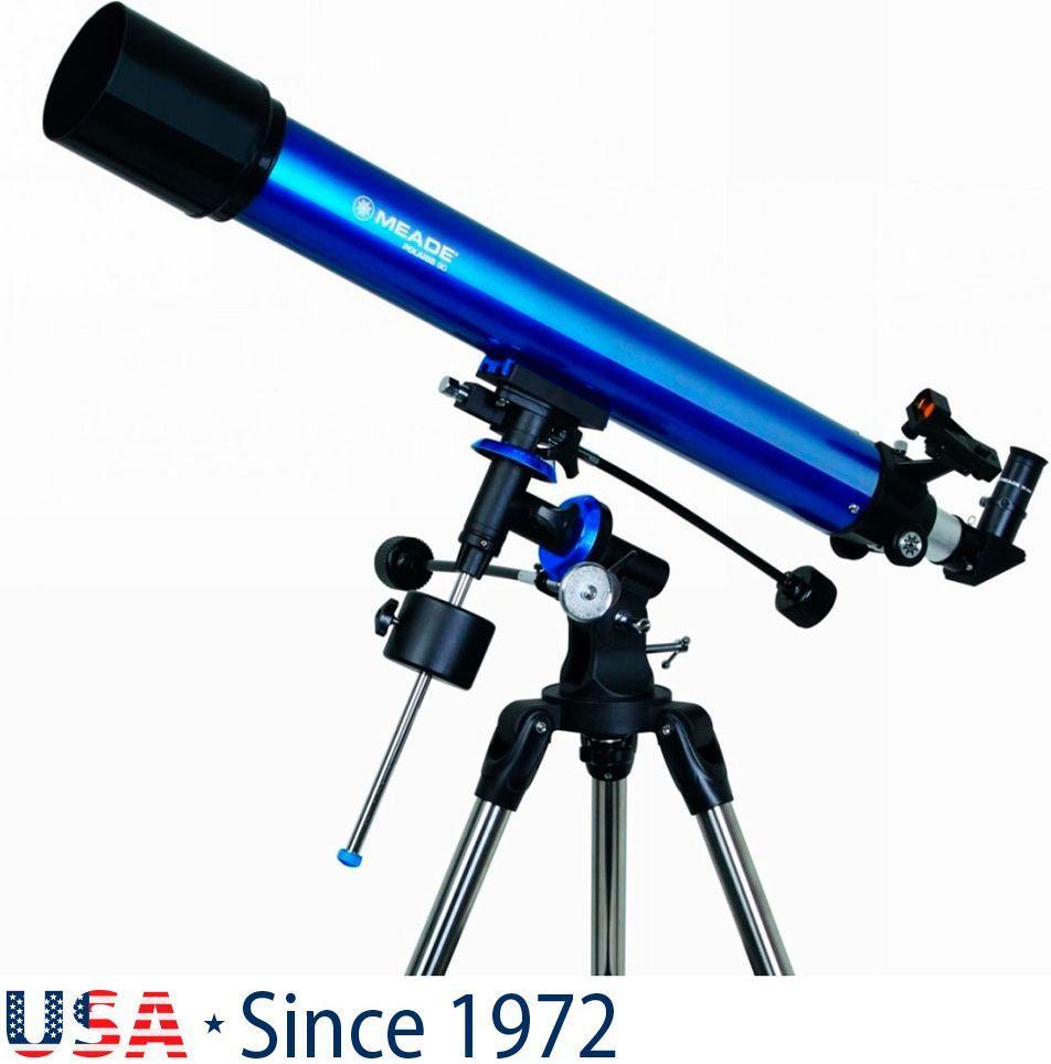 Teleskop Meade Teleskop refrakcyjny Meade Polaris 90mm EQ 1