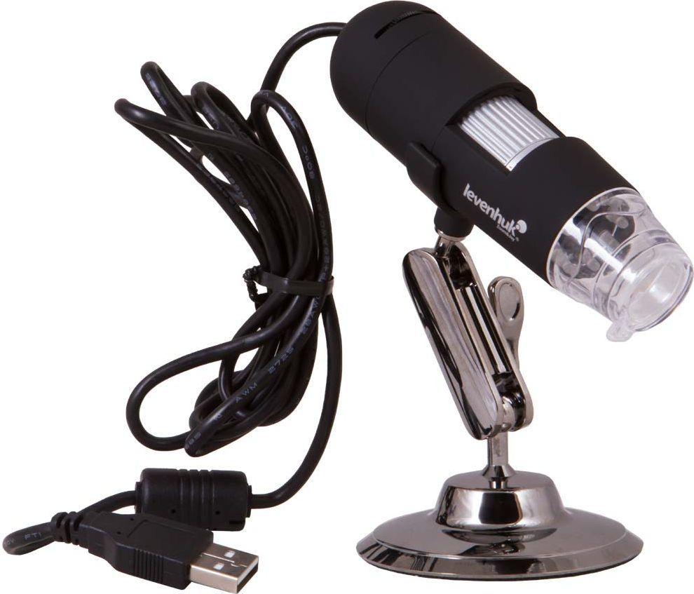 Mikroskop levenhuk Mikroskop cyfrowy Levenhuk DTX 30 1