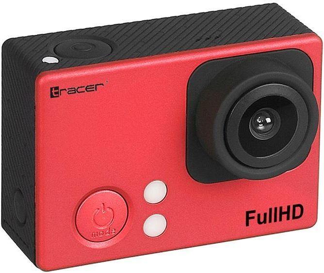 Kamera Tracer Kamera sportowa TRACER slim FHD Adventure 2030 red 1