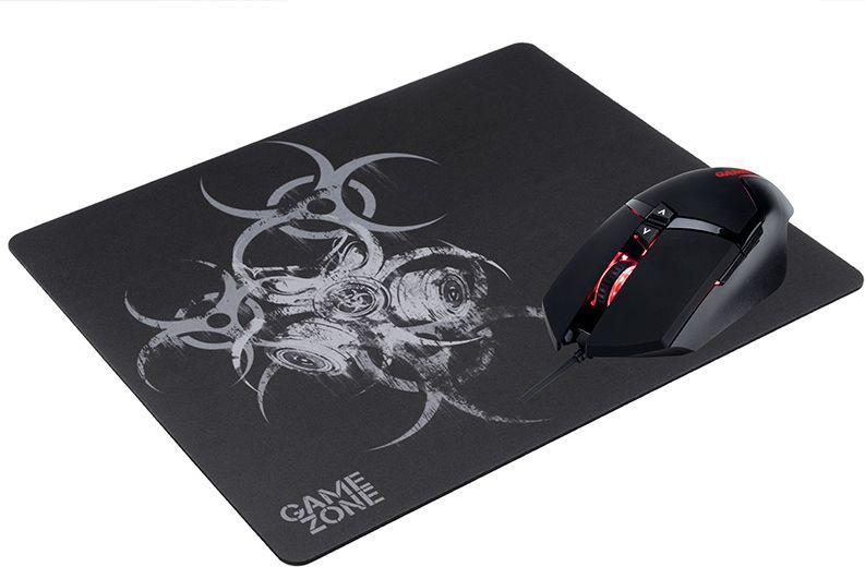 Mysz Tracer Gamezone Siege + podkładka (TRAMYS46088) 1