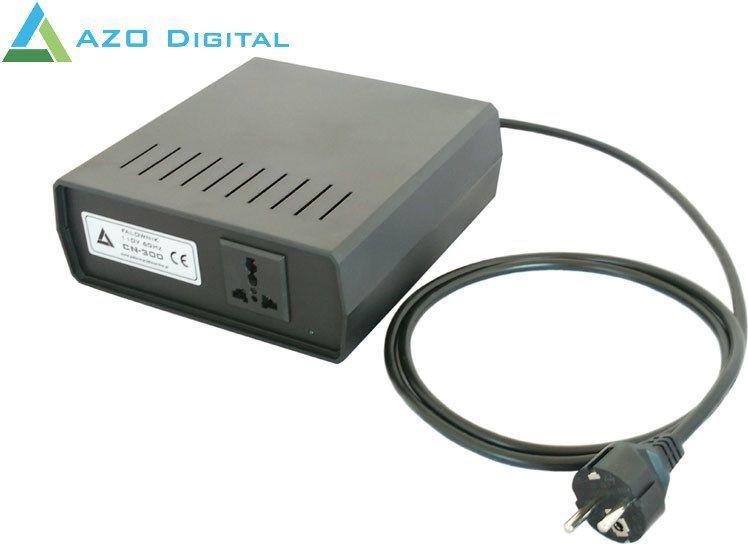Przetwornica AZO Digital Konwerter napięcia 230 VAC 50 Hz -> 110 VAC 60 Hz CN-300 300W 1