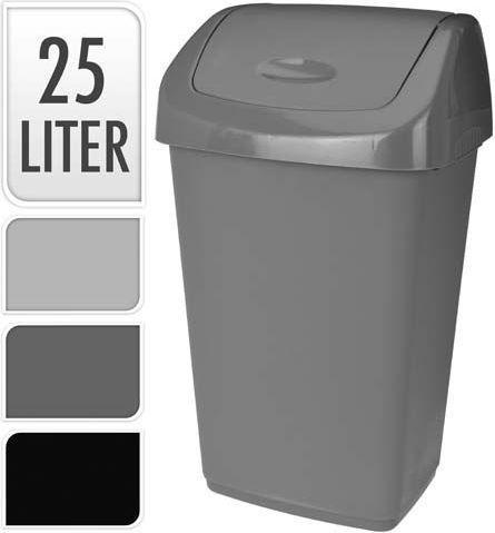 Kosz na śmieci uchylny 25L 3 kolory (KOO000485) 1