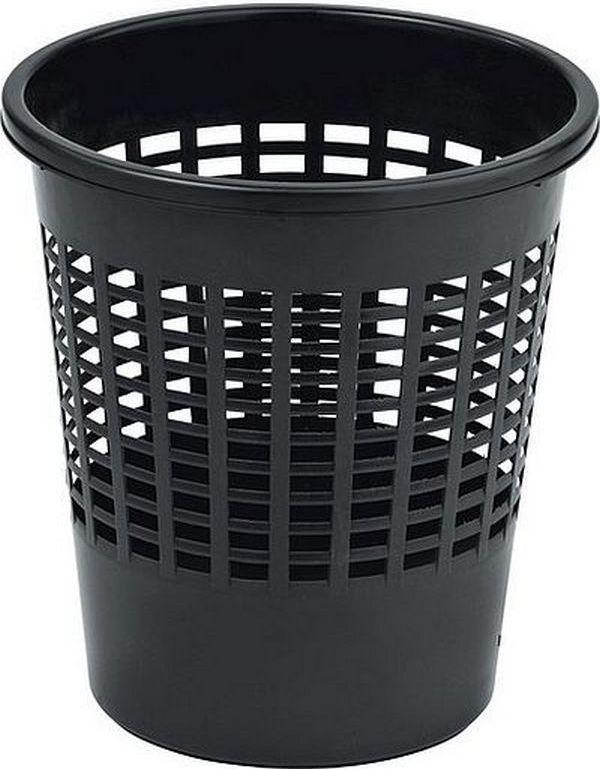 Kosz na śmieci Curver 10L czarny (CUR000274) 1