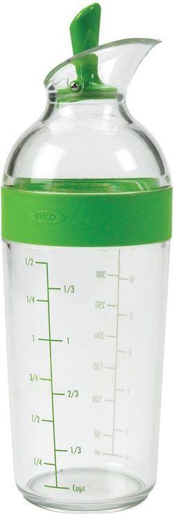Oxo Shaker do dressingów zielony Good Grips (1105781MLNYK) 1