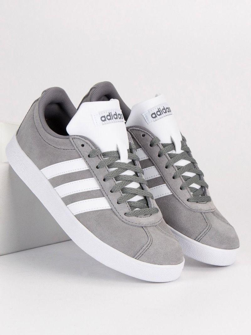 sneakersy męskie adidas vl court 2.0