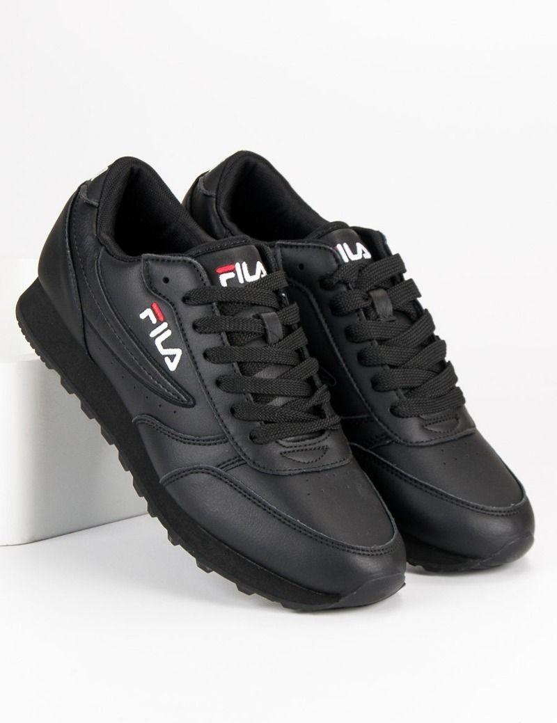 Fila Buty męskie Orbit jogger low czarne r. 43 (1010264-12V) ID produktu:  4906684