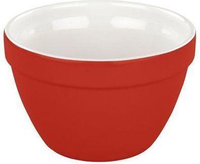 Tala Miska ceramiczna Retro czerwona 0.6 L 1