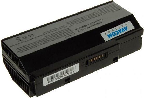 Bateria Avacom Bateria dla Asus G53, G73, A42-G53, 14.8V, 5200mAh (NOAS-G53-S26) 1