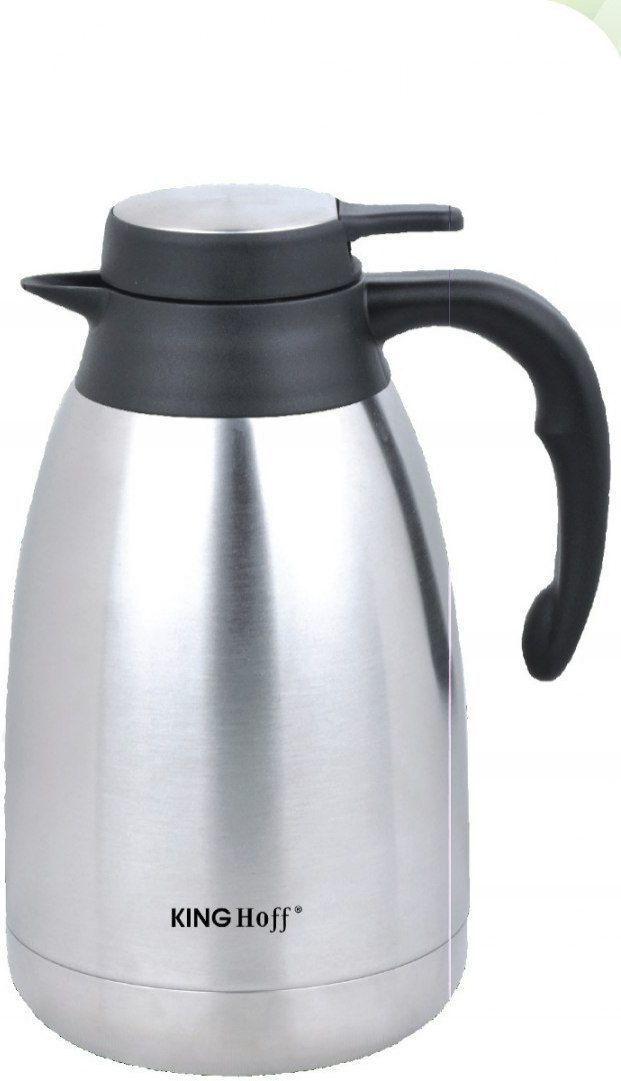 KingHoff Termos Dzbanek Na Kawę Herbatę 2l (KH-4183) 1