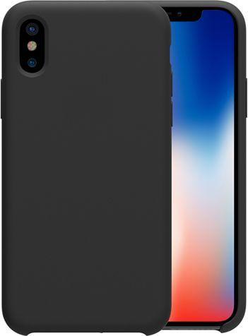 Nillkin Etui Flex Pure Apple iPhone X Czarny 1