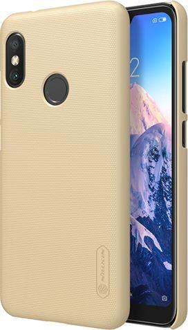 Nillkin Etui Frosted Shield Xiaomi Mi A2 Lite Złoty 1