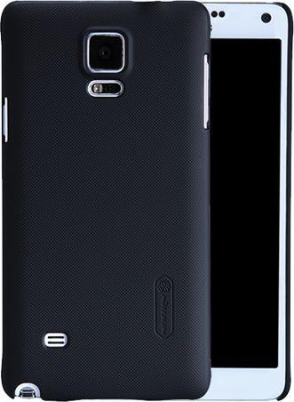 Nillkin Etui Frosted Shield Samsung Galaxy Note 4 Czarny 1