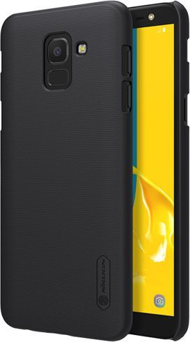 Nillkin Etui Frosted Shield Samsung Galaxy J6 Czarny 1