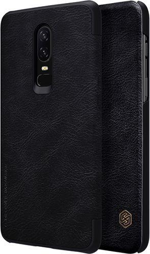 Nillkin Etui QIN OnePlus 6 A6000 Czarny 1
