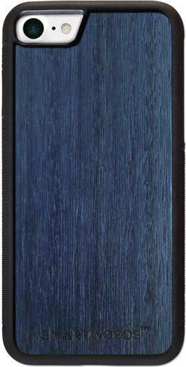 SmartWoods Case Etui Drewniane Blue Sky Active Iphone 7 8 1