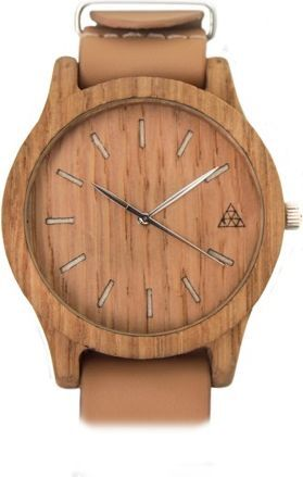 Zegarek SmartWoods Unisex Drewniany 22878 Dębowy Kin 1