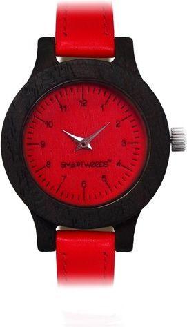 Zegarek SmartWoods Damski Drewniany 8832 Simple Palisander Red 1