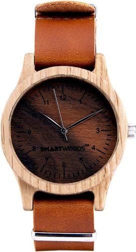Zegarek SmartWoods Unisex Drewniany 4106 Classic Dąb 1