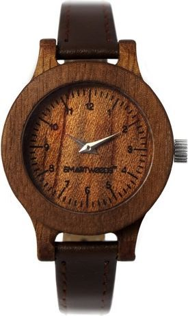 Zegarek SmartWoods Damski Drewniany 8831 Simple Orzech 1