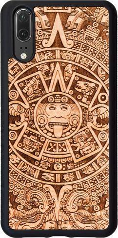 SmartWoods Case Etui Aztec Calendar Huawei P20 1