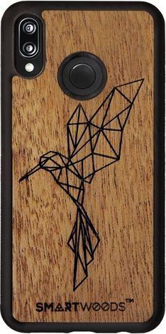 SmartWoods Case Etui Koliberek Huawei P20 Lite 1