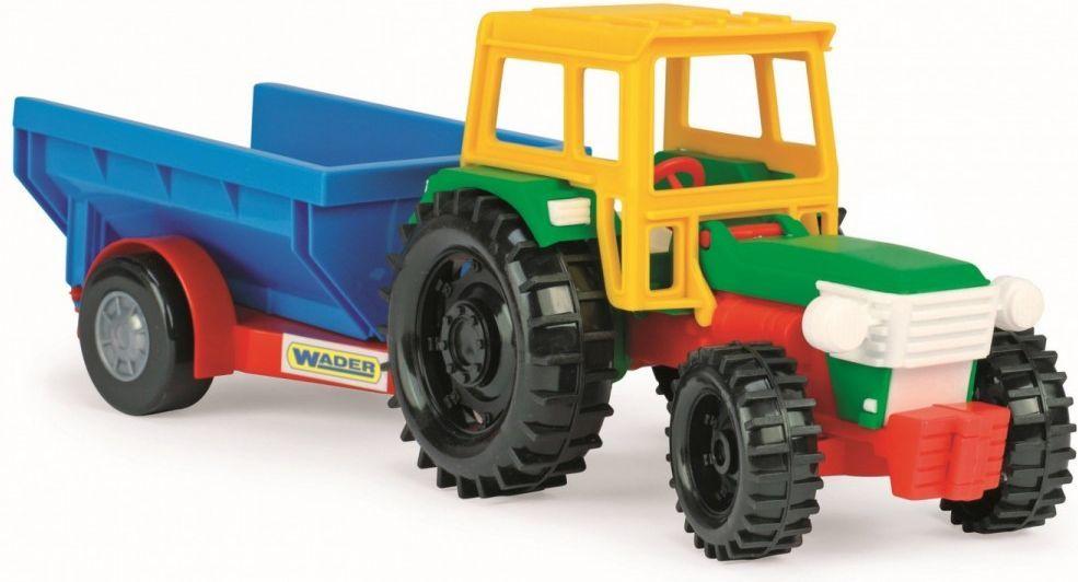Wader Traktor z wywrotką (35001b) 1