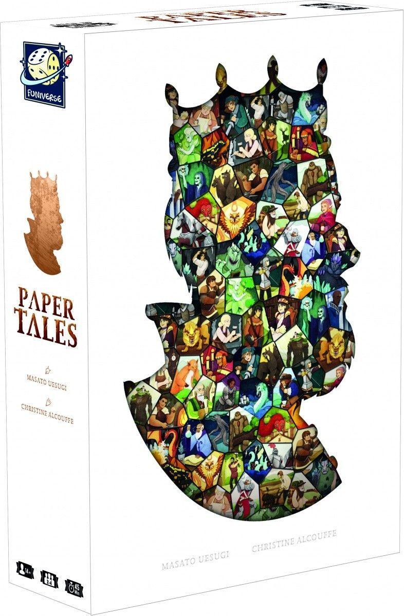 Funiverse Gra Paper Tales (954006) 1