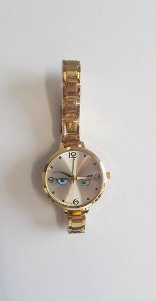 Zegarek GSM City Damski 22653 złoty 1