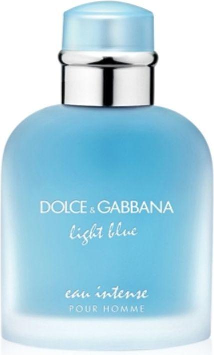 Dolce & Gabbana Light Blue Eau Intense Pour Homme EDP 100ml 1