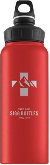 SIGG Butelka na wodę czerwona  1