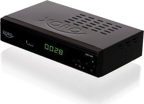 Tuner TV Xoro XoroHRK 7660 SMART - DVB-C - HDMI - LAN - PVR 1