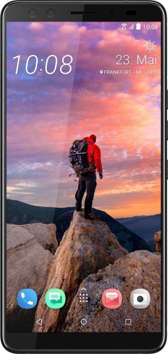 Smartfon HTC U12 Plus 64 GB Dual SIM Granatowy  (99HANY030-00) 1