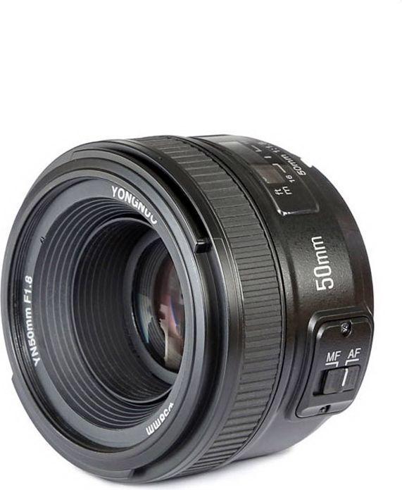 Obiektyw Yongnuo Obiektyw Yongnuo YN-50mm F1.8 Nikon MF AF Nikkor F 1