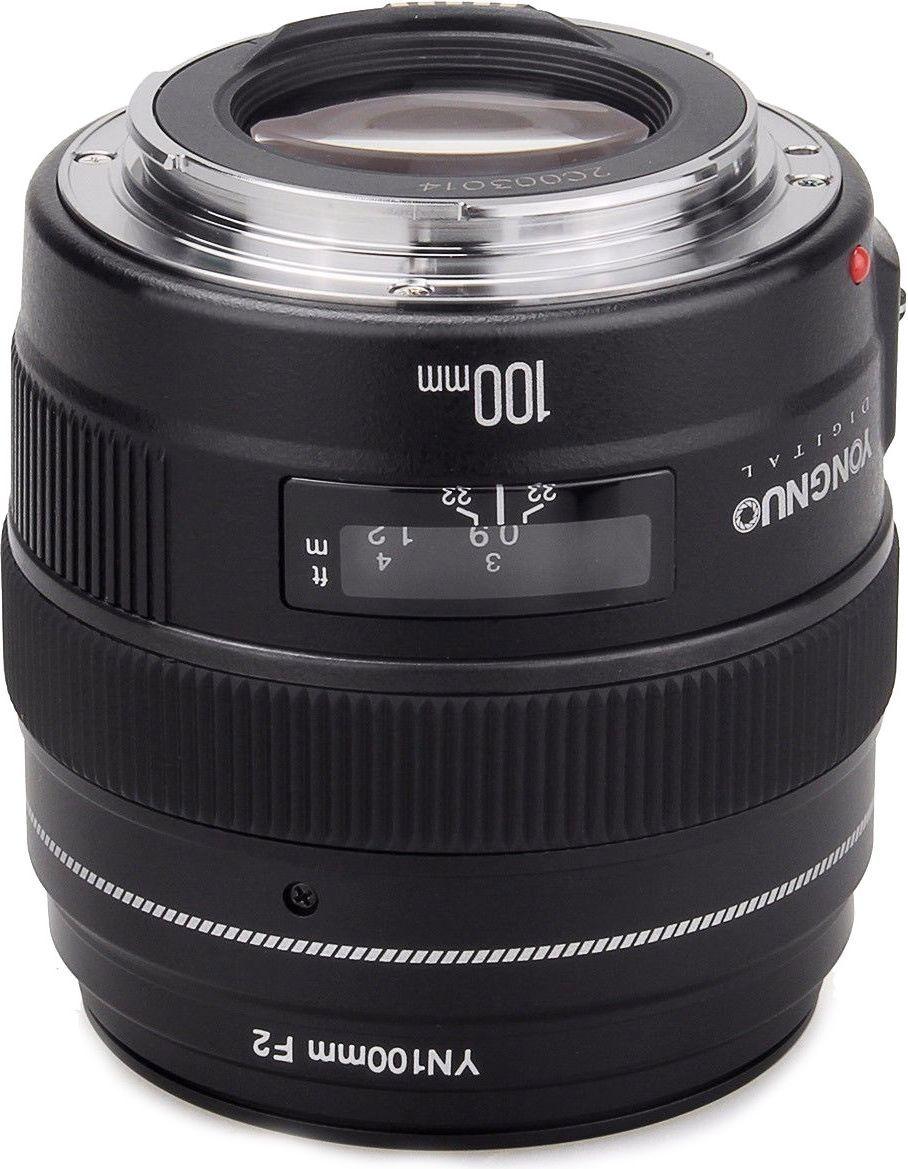Obiektyw Yongnuo Obiektyw Yongnuo YN-100mm F22 Canon EOS AF 1