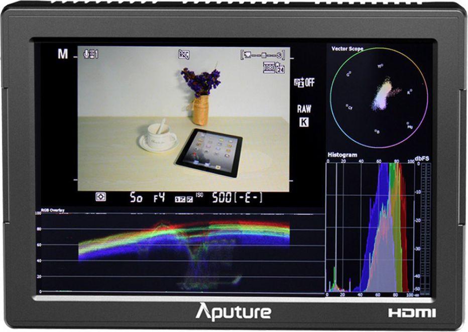 Aputure VS-5 FINEHD IPS HD-SDI HDMI 1080i 1