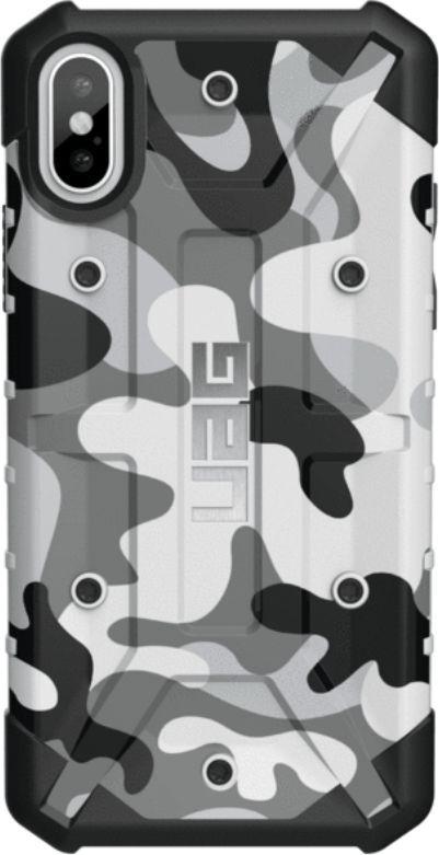 Urban Armor Gear UAG Pathfinder - obudowa ochronna do iPhone X (white camo) 1