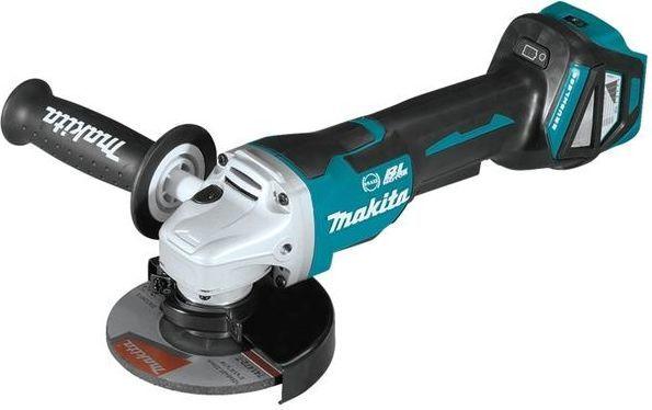 Makita szlifierka kątowa 18v 125mm bez Akumulatorów i ładowarki, bezszczotkowa Makpac (DGA518ZJU) 1