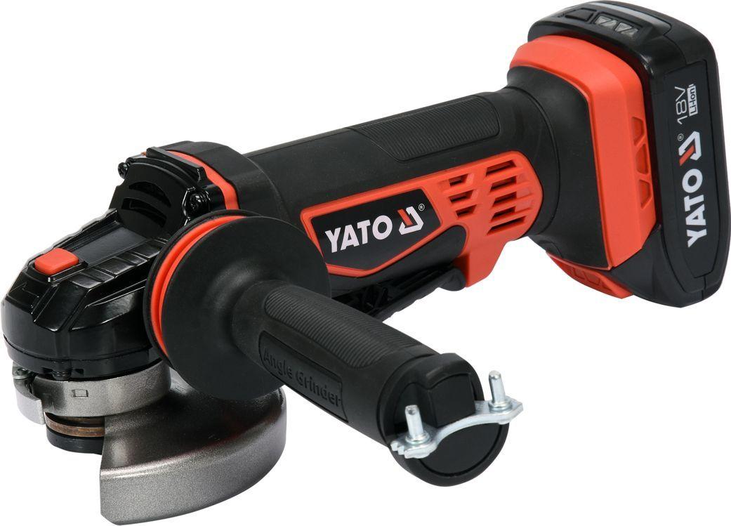 Yato szlifierka kątowa 18V (YT-82826) 1