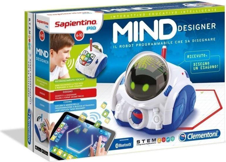 Clementoni Robot Mind Designer (50534) 1