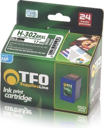 TelForceOne Tusz Tfo H-302brxl (f6u68a) 17ml Refabrykowany 1