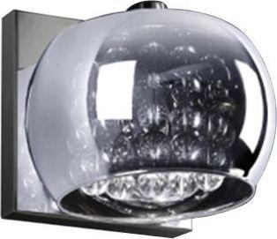 Kinkiet Zumaline Crystal 1x40W  (W0076-01A-B5FZ) 1