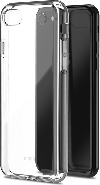 Moshi Moshi Vitros - Etui Iphone 8 / 7 (crystal Clear) 1