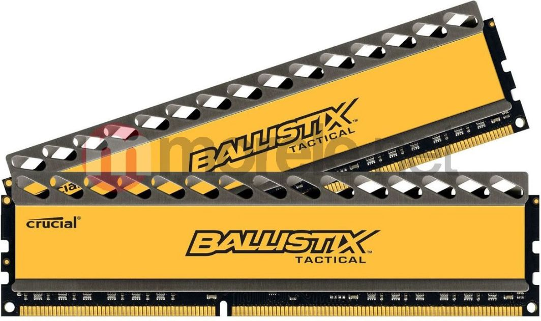 Pamięć Ballistix Ballistix Tactical, DDR3, 8 GB, 1600MHz, CL8 (BLT2CP4G3D1608DT1TX0CEU) 1