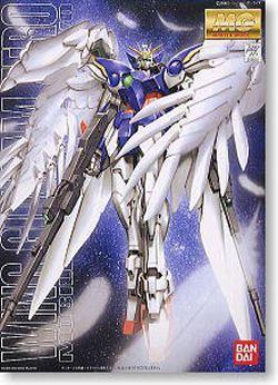 Figurka 1/100 MG Gundam Wing Zero 1