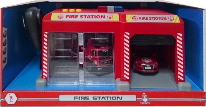 Dickie Remiza strażacka światło dźwięk 1