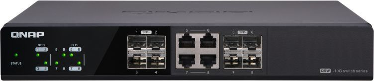 Switch Qnap QSW-804-4C 1
