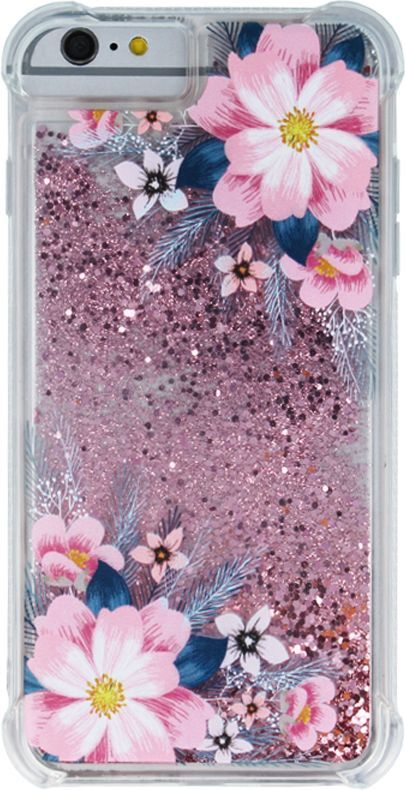 TelForceOne Nakładka Liquid Shock Proof Flower1 do Samsung A5 2017 1