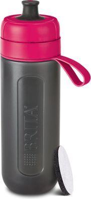 Brita Butelka filtrująca fill&go Active różowa 600ml 1