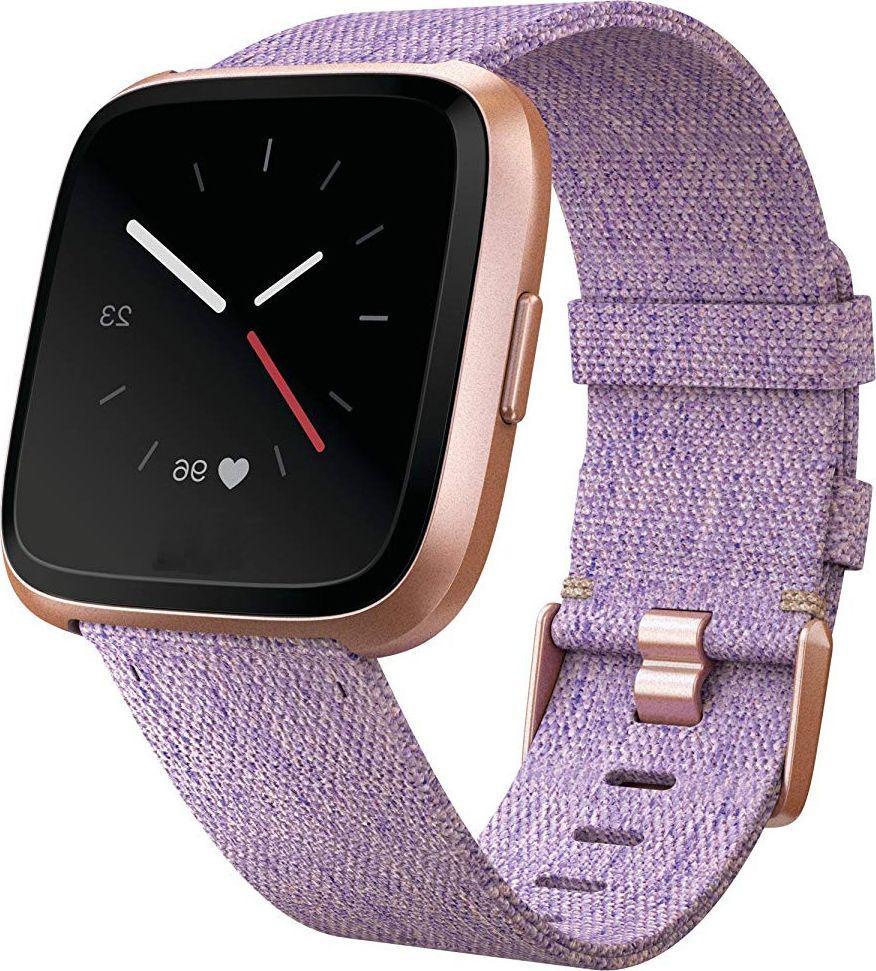 Smartwatch Fitbit Versa Special Edition Różowe złoto  (FB505RGLV-EU) 1