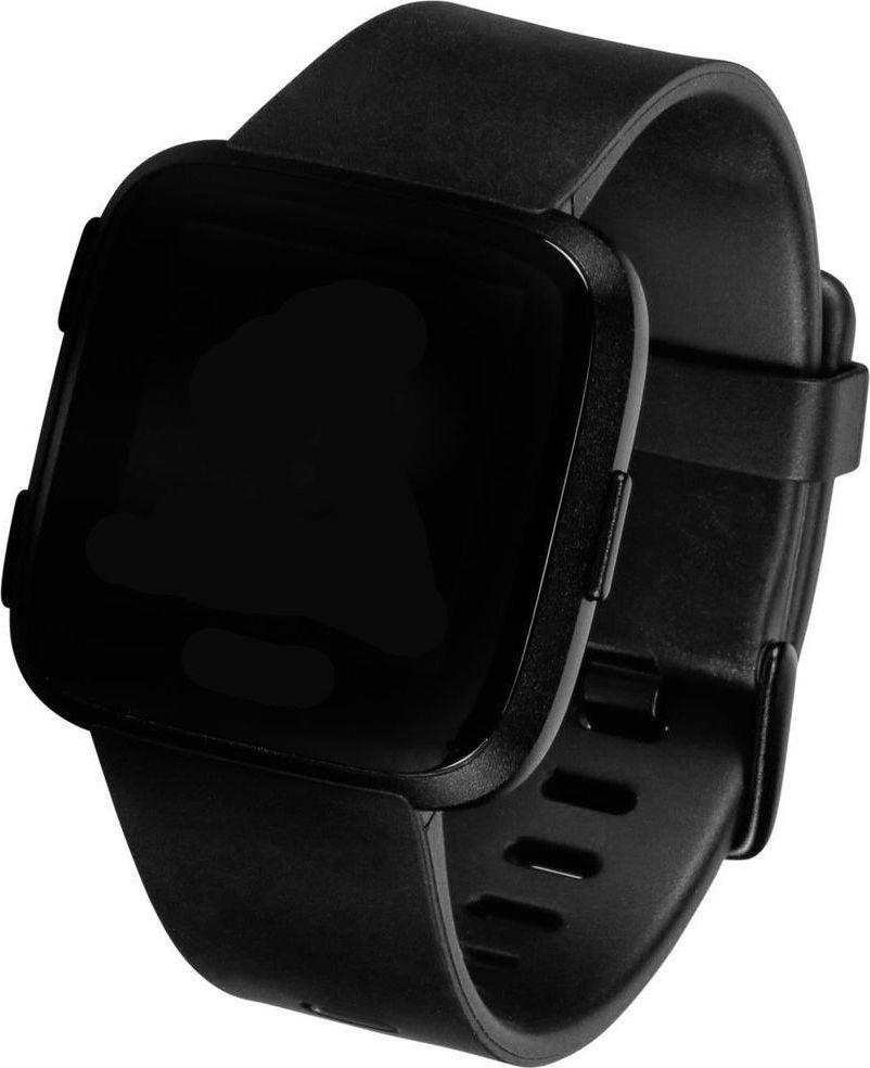 Smartwatch Fitbit Versa Czarny  (FB505GMBK-EU) 1